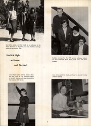 Page 8, 1959 Edition, Horlick High School - Polaris Yearbook (Racine, WI) online yearbook collection