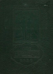 1930 Edition, Fort Myers High School - Caloosahatchian Yearbook (Fort Myers, FL)