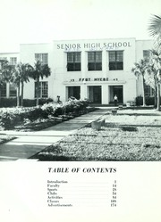 Page 6, 1962 Edition, Fort Myers High School - Caloosahatchian Yearbook (Fort Myers, FL) online yearbook collection