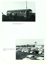 Page 8, 1962 Edition, Fort Myers High School - Caloosahatchian Yearbook (Fort Myers, FL) online yearbook collection