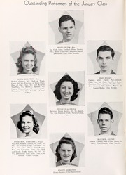 Page 20, 1944 Edition, Thomas Jefferson High School - Monticello Yearbook (Tampa, FL) online yearbook collection