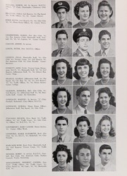 Page 21, 1944 Edition, Thomas Jefferson High School - Monticello Yearbook (Tampa, FL) online yearbook collection