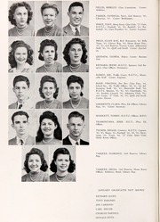 Page 22, 1944 Edition, Thomas Jefferson High School - Monticello Yearbook (Tampa, FL) online yearbook collection