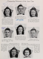 Page 23, 1944 Edition, Thomas Jefferson High School - Monticello Yearbook (Tampa, FL) online yearbook collection