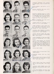 Page 24, 1944 Edition, Thomas Jefferson High School - Monticello Yearbook (Tampa, FL) online yearbook collection