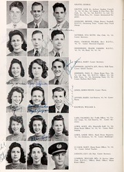 Page 26, 1944 Edition, Thomas Jefferson High School - Monticello Yearbook (Tampa, FL) online yearbook collection