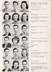Page 28, 1944 Edition, Thomas Jefferson High School - Monticello Yearbook (Tampa, FL) online yearbook collection
