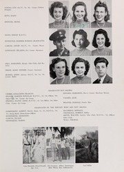 Page 29, 1944 Edition, Thomas Jefferson High School - Monticello Yearbook (Tampa, FL) online yearbook collection