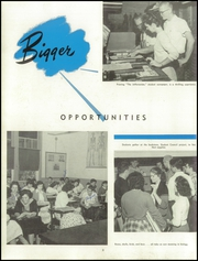 Page 12, 1957 Edition, Thomas Jefferson High School - Monticello Yearbook (Tampa, FL) online yearbook collection