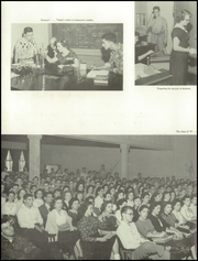 Page 8, 1957 Edition, Thomas Jefferson High School - Monticello Yearbook (Tampa, FL) online yearbook collection