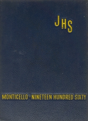 Thomas Jefferson High School - Monticello Yearbook (Tampa, FL) online yearbook collection, 1960 Edition, Page 1