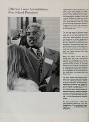 Page 6, 1974 Edition, Thomas Jefferson High School - Monticello Yearbook (Tampa, FL) online yearbook collection
