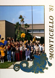 Page 1, 1981 Edition, Thomas Jefferson High School - Monticello Yearbook (Tampa, FL) online yearbook collection