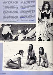 Page 16, 1981 Edition, Thomas Jefferson High School - Monticello Yearbook (Tampa, FL) online yearbook collection