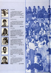 Page 2, 1981 Edition, Thomas Jefferson High School - Monticello Yearbook (Tampa, FL) online yearbook collection