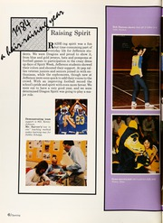 Page 10, 1984 Edition, Thomas Jefferson High School - Monticello Yearbook (Tampa, FL) online yearbook collection