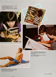 Page 15, 1984 Edition, Thomas Jefferson High School - Monticello Yearbook (Tampa, FL) online yearbook collection