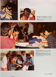 Page 17, 1984 Edition, Thomas Jefferson High School - Monticello Yearbook (Tampa, FL) online yearbook collection