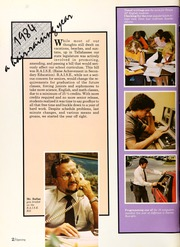 Page 6, 1984 Edition, Thomas Jefferson High School - Monticello Yearbook (Tampa, FL) online yearbook collection