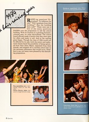 Page 8, 1984 Edition, Thomas Jefferson High School - Monticello Yearbook (Tampa, FL) online yearbook collection