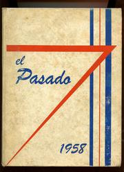 Page 1, 1958 Edition, Stranahan High School - El Pasado Yearbook (Fort Lauderdale, FL) online yearbook collection
