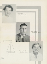 Page 13, 1958 Edition, Stranahan High School - El Pasado Yearbook (Fort Lauderdale, FL) online yearbook collection