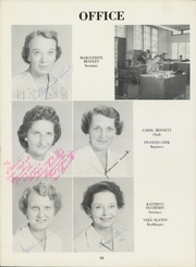 Page 14, 1958 Edition, Stranahan High School - El Pasado Yearbook (Fort Lauderdale, FL) online yearbook collection