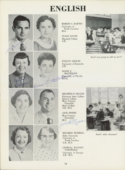 Page 16, 1958 Edition, Stranahan High School - El Pasado Yearbook (Fort Lauderdale, FL) online yearbook collection