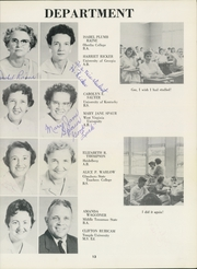 Page 17, 1958 Edition, Stranahan High School - El Pasado Yearbook (Fort Lauderdale, FL) online yearbook collection