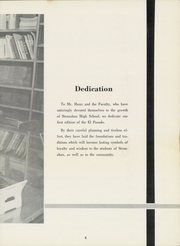 Page 9, 1958 Edition, Stranahan High School - El Pasado Yearbook (Fort Lauderdale, FL) online yearbook collection