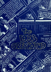 1983 Edition, Lyman High School - Greyhound Yearbook (Longwood, FL)