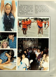 Page 13, 1986 Edition, Hialeah Miami Lakes High School - Occurrences Yearbook (Hialeah, FL) online yearbook collection
