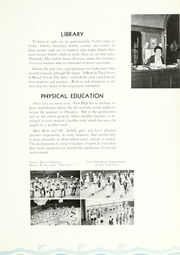 Page 15, 1933 Edition, Washington Park High School - Kipikawi Yearbook (Racine, WI) online yearbook collection