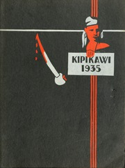 1935 Edition, Washington Park High School - Kipikawi Yearbook (Racine, WI)