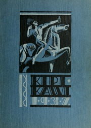 1937 Edition, Washington Park High School - Kipikawi Yearbook (Racine, WI)