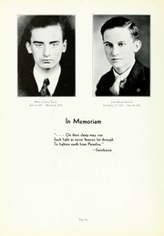 Page 10, 1937 Edition, Washington Park High School - Kipikawi Yearbook (Racine, WI) online yearbook collection