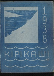 1938 Edition, Washington Park High School - Kipikawi Yearbook (Racine, WI)