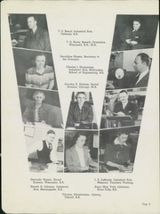 Page 10, 1942 Edition, Washington Park High School - Kipikawi Yearbook (Racine, WI) online yearbook collection