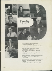 Page 11, 1942 Edition, Washington Park High School - Kipikawi Yearbook (Racine, WI) online yearbook collection