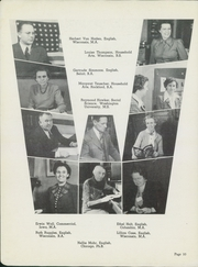 Page 12, 1942 Edition, Washington Park High School - Kipikawi Yearbook (Racine, WI) online yearbook collection