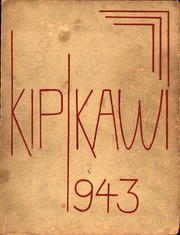 1943 Edition, Washington Park High School - Kipikawi Yearbook (Racine, WI)
