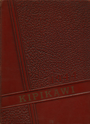 1944 Edition, Washington Park High School - Kipikawi Yearbook (Racine, WI)