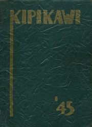 1945 Edition, Washington Park High School - Kipikawi Yearbook (Racine, WI)
