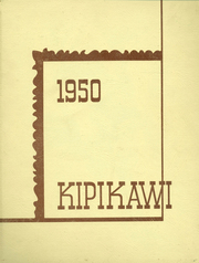 1950 Edition, Washington Park High School - Kipikawi Yearbook (Racine, WI)