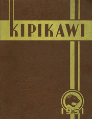 1951 Edition, Washington Park High School - Kipikawi Yearbook (Racine, WI)