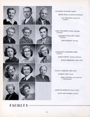 Page 13, 1952 Edition, Washington Park High School - Kipikawi Yearbook (Racine, WI) online yearbook collection
