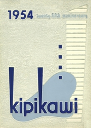 1954 Edition, Washington Park High School - Kipikawi Yearbook (Racine, WI)