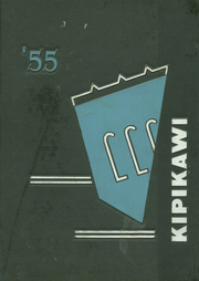 1955 Edition, Washington Park High School - Kipikawi Yearbook (Racine, WI)