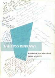 Page 5, 1955 Edition, Washington Park High School - Kipikawi Yearbook (Racine, WI) online yearbook collection