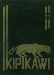 1959 Edition, Washington Park High School - Kipikawi Yearbook (Racine, WI)